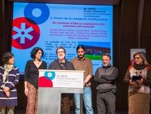 Lliurament dels Premis Educaweb 2015