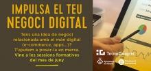 Itinerari formatiu d'emprenedoria digital, al TecnoCampus