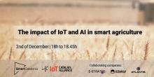 Taula rodona taula sobre l'impacte de la IoT i la IA en l'agricultura
