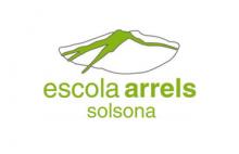 Logo de l'Escola Arrels de Solsona
