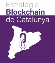 Logo del directori d'empreses i entitats vinculades al blockchain