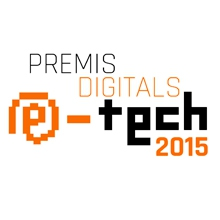 Premis Digitals E-Tech 2015