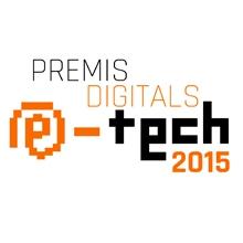 Premis Digitals E-Tech 2015
