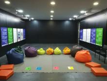 L'exposició 'Dones i Ciència' a la Biblioteca Lambert Mata