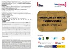 Formacions al Telecentre Alta Ribagorça