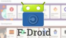 Repositori d'Apps F-Droid
