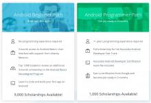 S'ofereixen 10.000 beques per aprendre a programar amb Android