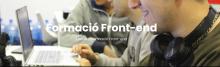 Imatge per difondre el curs sobre desenvolupament web front-end de Factoria 5