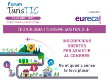 Forum TurisTIC: Tecnologia i turisme sostenible