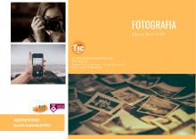 Cartell del curs de fotografia del Punt TIC Palau