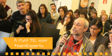 In the Punt TIC network we are expert people: #GentExperta