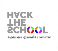 Logotip of Hack the School
