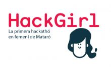 Logotip de HackGirl