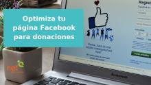 Optimitza la teva pàgina de Facebook per aconseguir més donatius