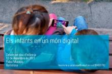 Els infants en un món digital