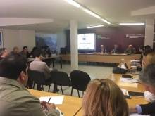 The government presents the program CatLaba to agents that make innovation in the Terres de l'Ebre