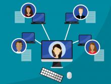 Videoconferències de tardor a la Xarxa Punt TIC