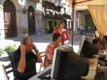 Bloc de la quarta edició de FesInternet a Valls