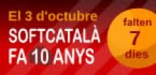 Softcatalà celebra el seu desè aniversari