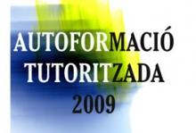 Autoformació tutoritzada al 2009, a Ribera d'Ebre
