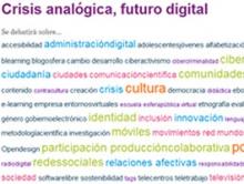 Segona fase del procés de cració del IV Congrés de la CiberSocietat
