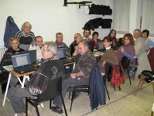 L'aula mòbil, de Rocafort de Queralt a Pira
