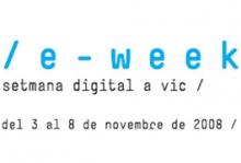 Engegada la Setmana digital de Vic