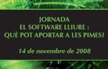 Jornada sobre software lliure per a PIMES