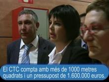Vídeo de la inauguració del CTC de Masquefa