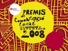 Sant Feliu On Line guardonat als Premis de Comunicació Local 2008