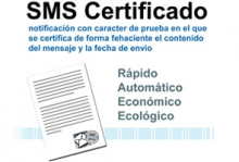 Sms certificats