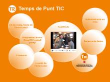 Suma't a la campanya Temps de Punt TIC per al Dia d'Internet