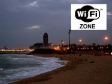 Accés gratuït a Internet via Wi-Fi