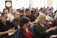 Participants en la JdIS 2017