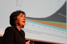 Emma Fernández, senior executive al sector TIC