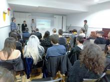 Imatge de la trobada YeP a Barcelona