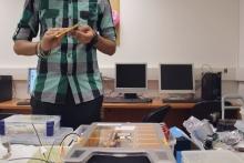 Treballant amb Arduino a Colectic