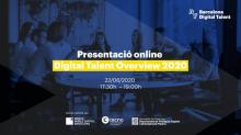 Presentació 2a edició Informe Digital Talent Overview 2020