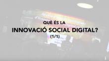 ¿Què es la innovación social digital?