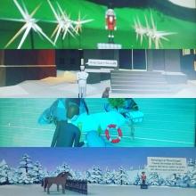 Imatge per difondre el taller sobre iniciació a la realitat Virtual amb Cospaces