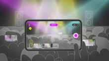 Imatge de l'App IZI Records