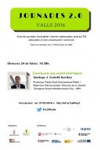 Jornades 2.0 Valls