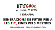 II Itscool Day: Future Generations for ICT tools for teachers