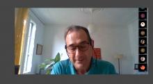 Julio Zino ens explica les eines TIC a les presons durant el confinament.