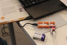 Formació LittleBits i Scratch