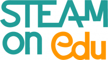 Logo del projecte europeu Steam On Edu
