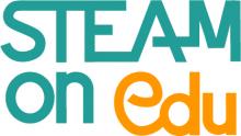 Logo del projecte europeu Steam On Edu