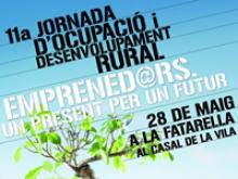 11a Jornada d'Ocupació i Desenvolupament Rural