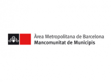 Logo Àrea Metropolitana de Barcelona - Mancomunitat de Municipis