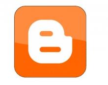 Logotip de Blogger